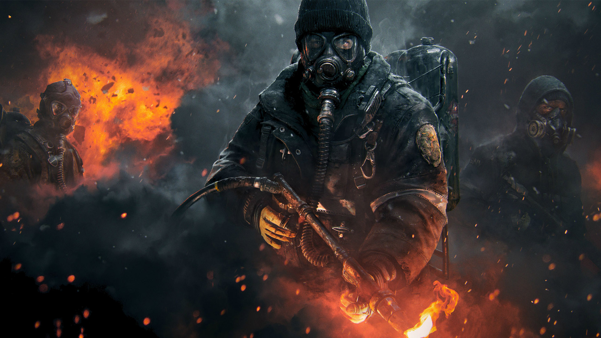 Tom Clancy's The Division 1920x1080 Wallpapers.