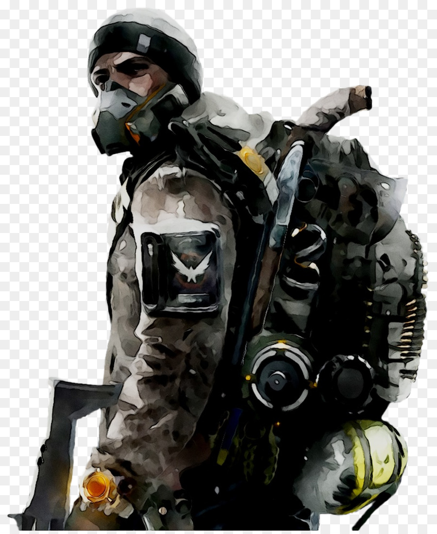 Download Free png Tom Clancy\'s The Division 2 Video Games.