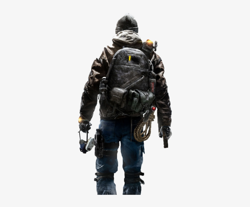 Tom Clancy\'s The Division Render Comments.