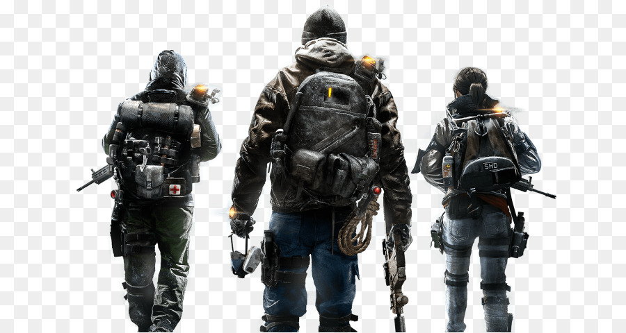 Tom Clancy S The Division Png & Free Tom Clancy S The.