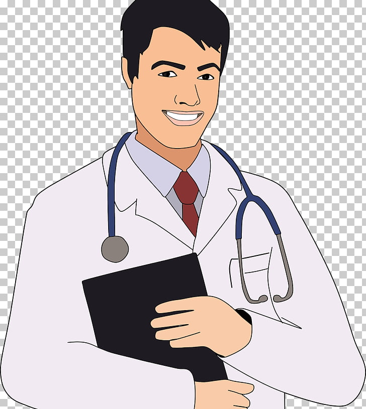 Cute doctor Physician , doctors PNG clipart.