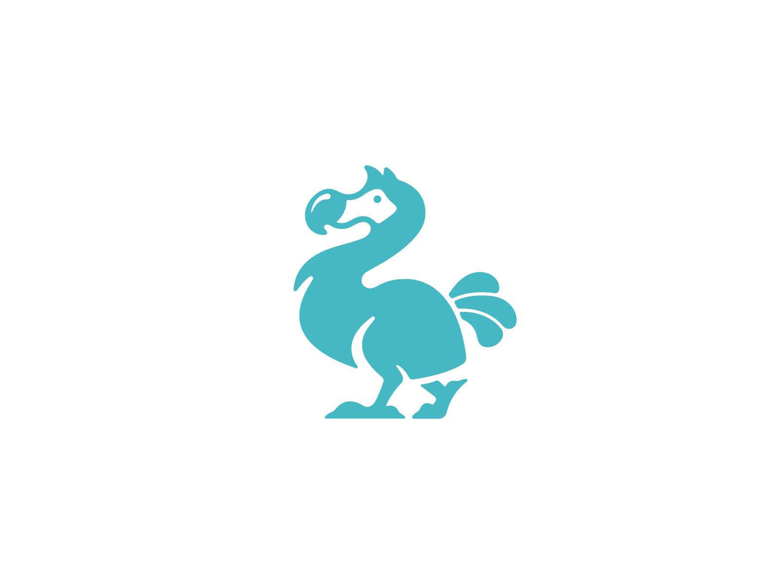 The Dodo Bird by Vlad Iftimescu on Dribbble.