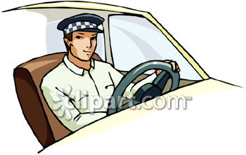 Driver Clipart.
