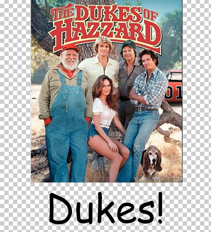 Bo Duke Jesse Duke Luke Duke The Dukes Of Hazzard PNG.