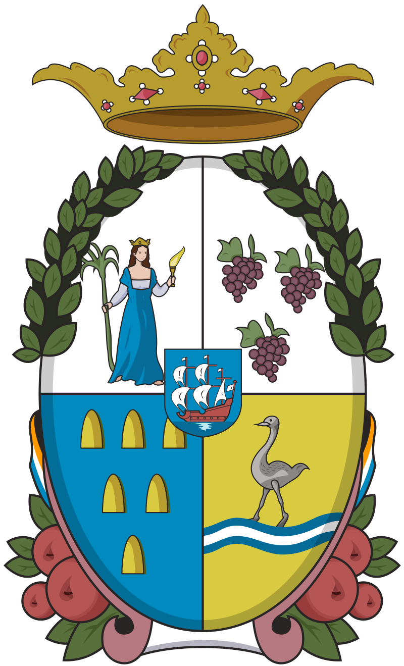 Coat of arms of New Holland AKA Dutch Brazil. Was surprised.