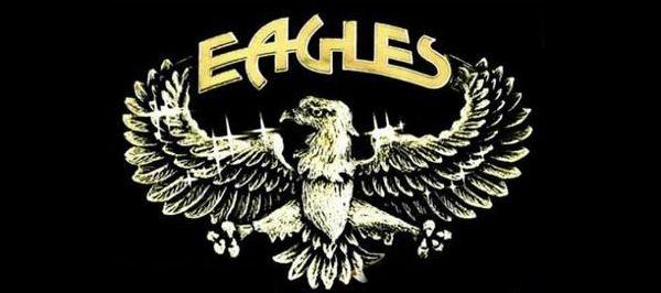 the eagles band logo.