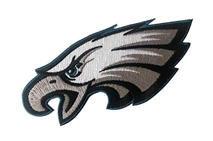 Philadelphia Eagles Logo Iron on Patch 5\