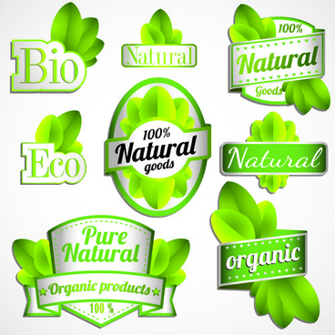 Eco labels free vector download (8,869 Free vector) for commercial.