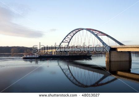 Elbe River Stock Photos, Royalty.
