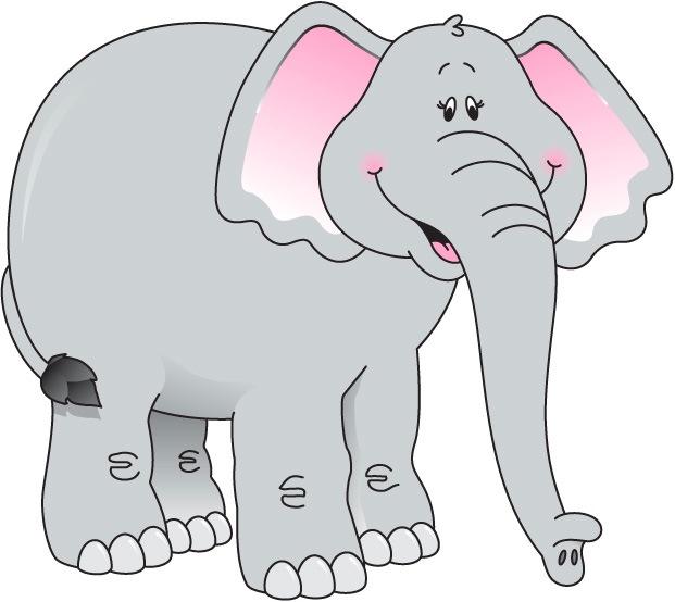 Elephant Clip Art Pictures.