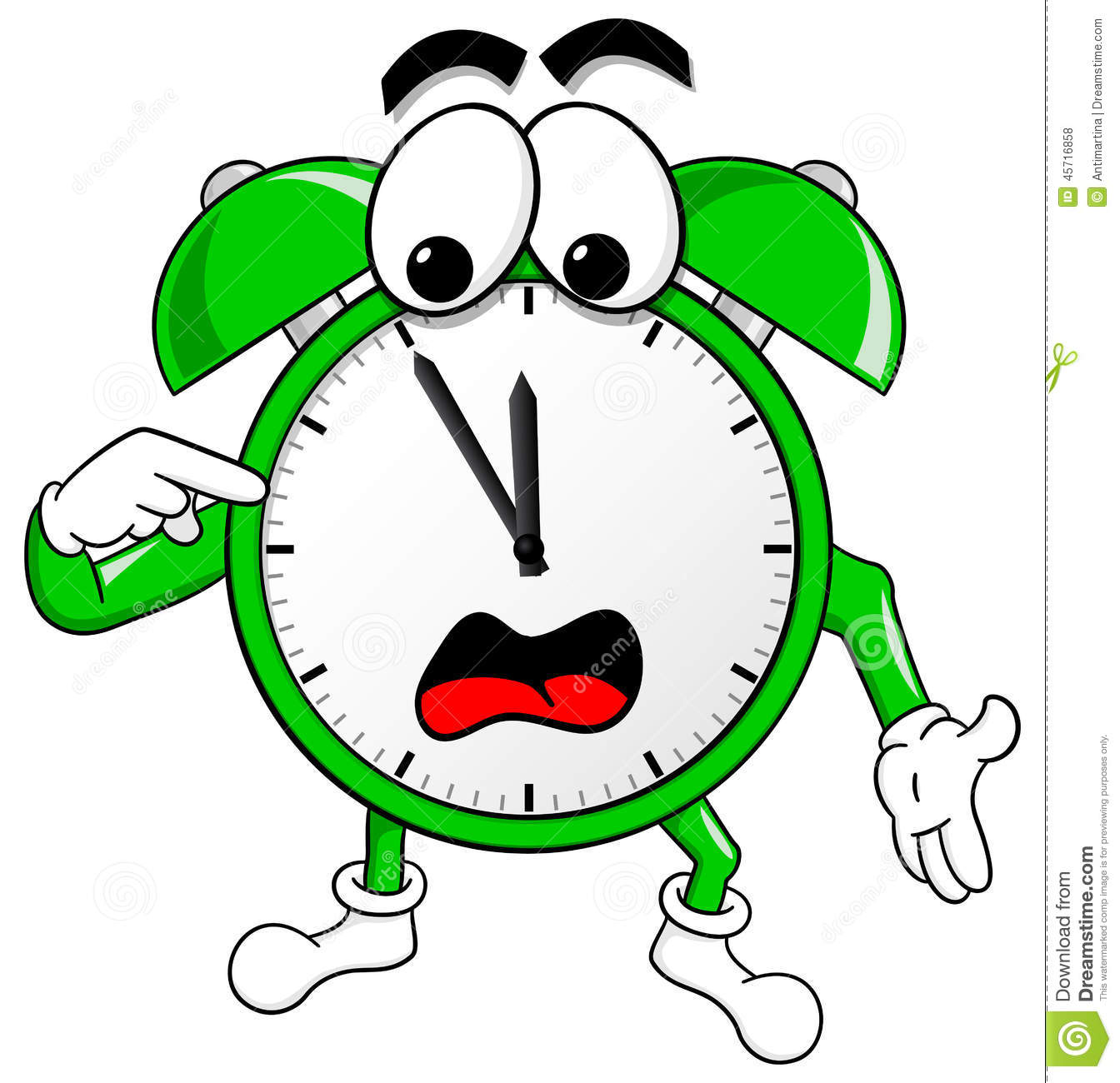 The eleventh hour clipart #4