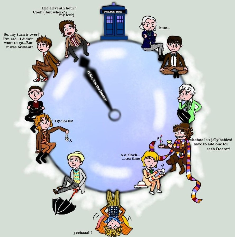 The eleventh hour by midmarcy on DeviantArt.