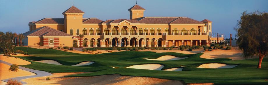 The Els Club Dubai.