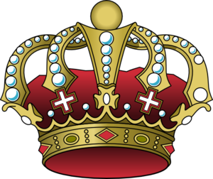 Crown Clip Art at Clker.com.