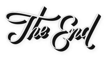 The End PNG Transparent The End.PNG Images..