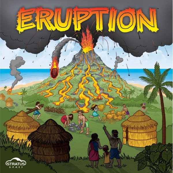 Geography : Eruption.