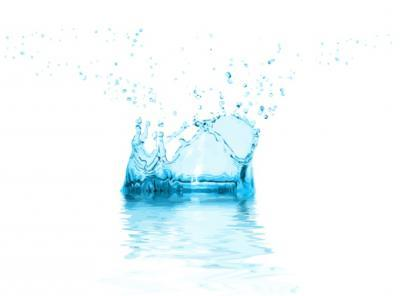 Water Fall clip art Free Vector.