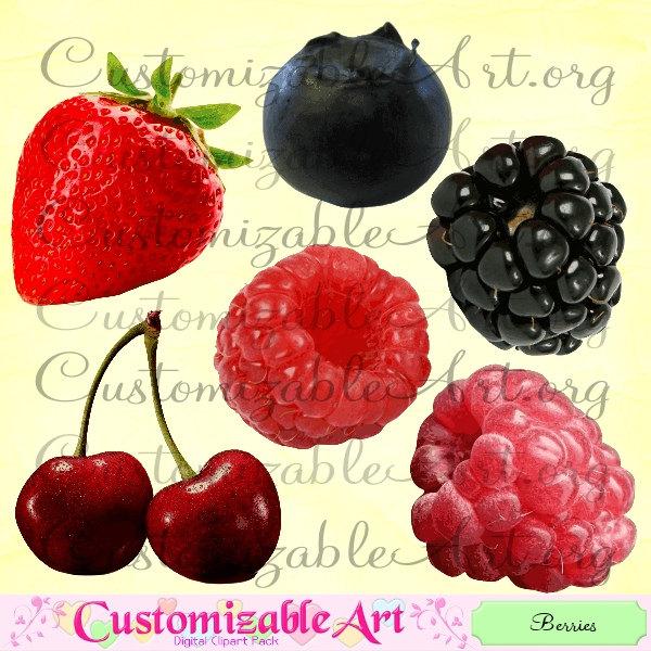 Berry clip art.
