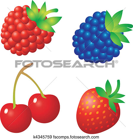 Clipart Berry.