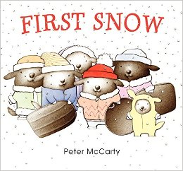 Review of First Snow — The Horn Book.