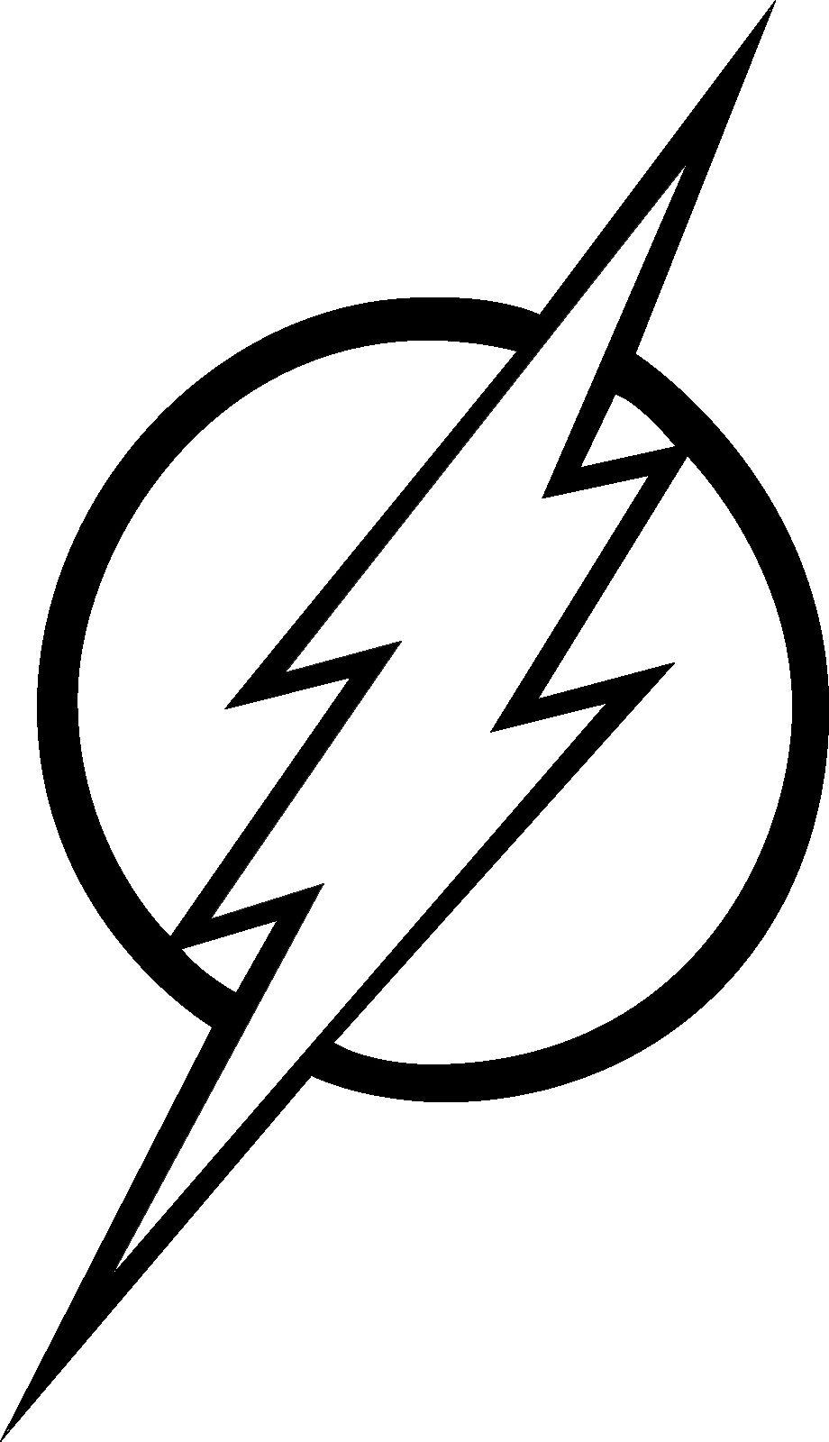 Superhero Logo Clipart Black And White.