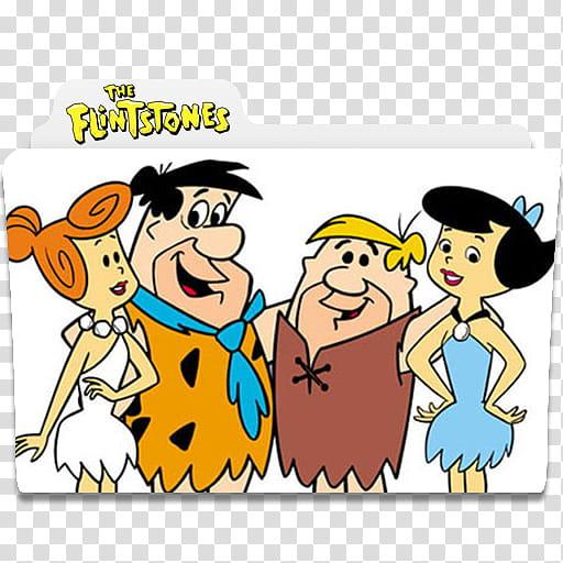 The Flintstones Folder Icon , The Flintstones, Season.