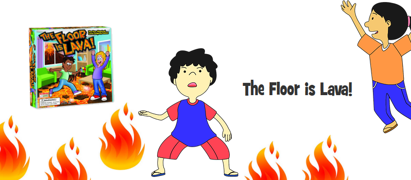 The Floor Is Lava Archives.