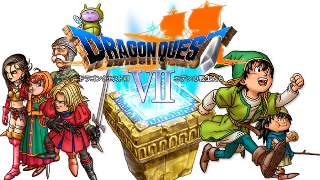 Dragon Quest VII: Fragments of the Forgotten Past battle trailer.
