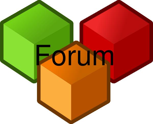Forum Clip Art at Clker.com.