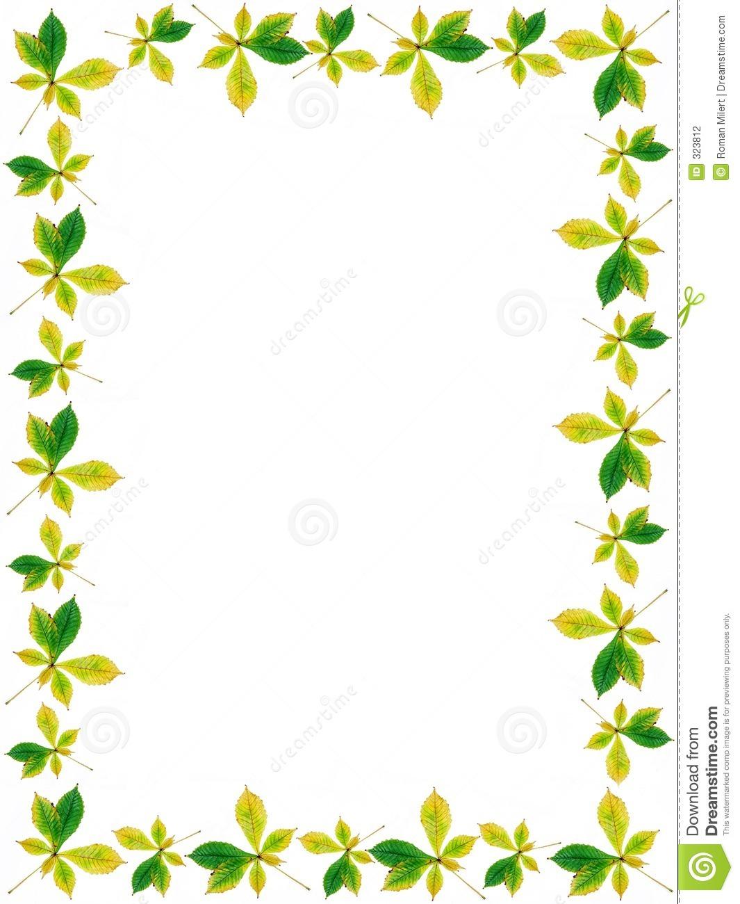 Leaf Framework Stock Photography.