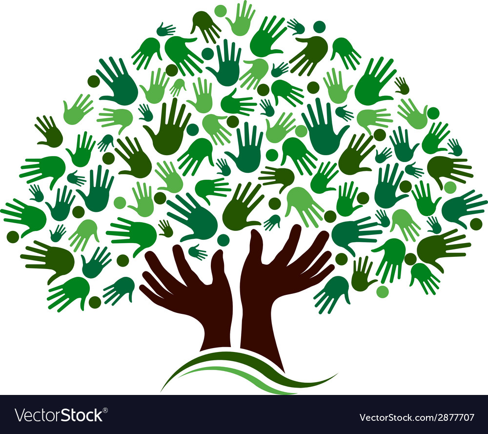 Friendship connection tree image.