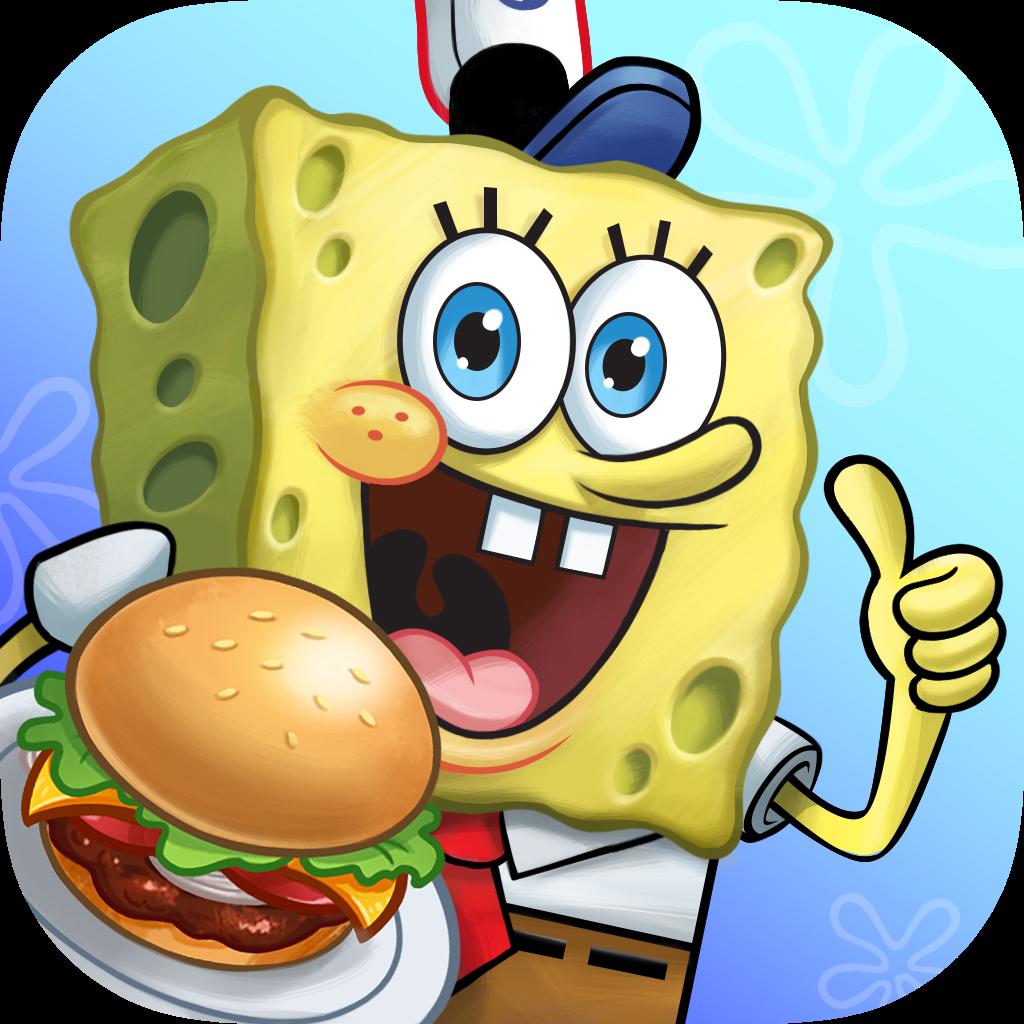 Spongebob: Krusty Cook.