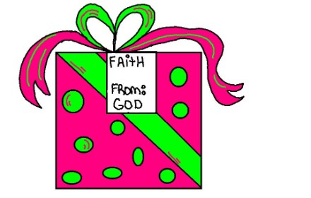 The Gifts of Spirit Clip Art.