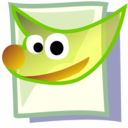 Free Clipart of Gimp.
