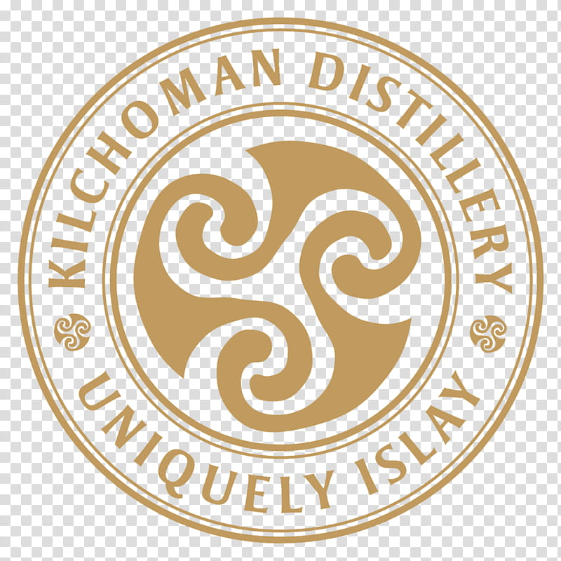 Kilchoman Distillery Logo, Single Malt Whisky, Whiskey.