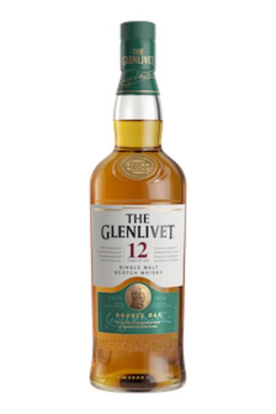 The Glenlivet 12 Year.