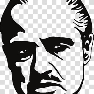 Vito Corleone PNG clipart images free download.