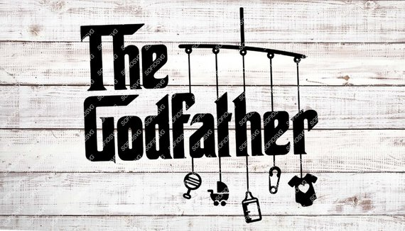 The Godfather Svg Files.