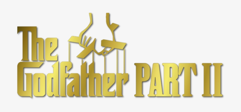The Godfather Part Ii Movie Logo.