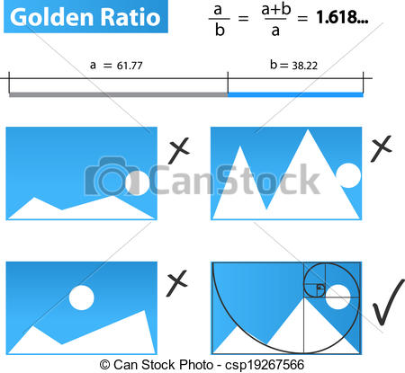 Golden ratio Clipart Vector Graphics. 381 Golden ratio EPS clip.