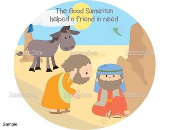 Good Samaritan craft.
