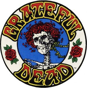 Details about The Grateful Dead Music Band Decal Logo Vinyl Decal Sticker 4  Stickers.