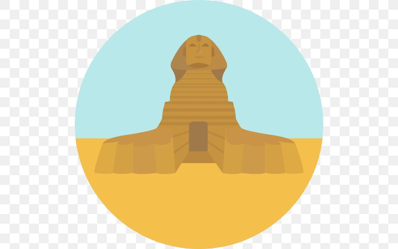 Great Sphinx Of Giza Egyptian Pyramids Clip Art, PNG.