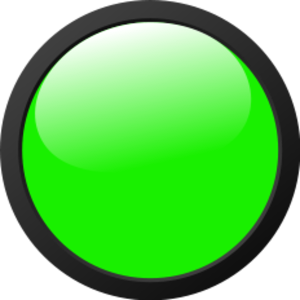 Px Green Light Icon.