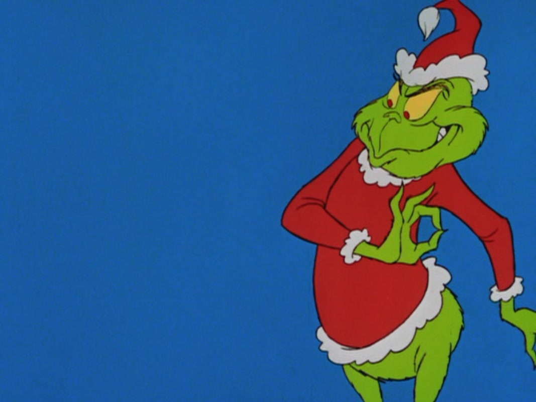 Showing post & media for Cartoon grinch full body.