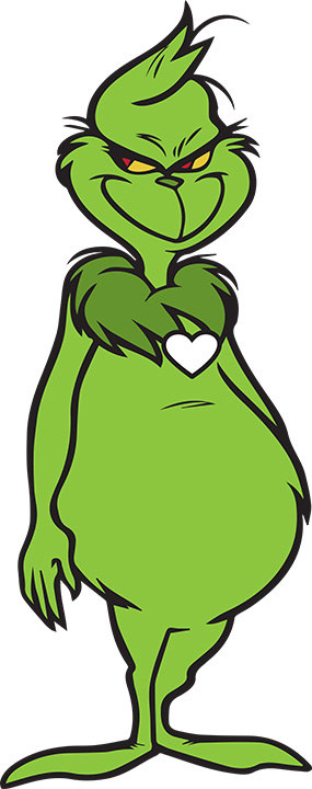 the grinch full body clipart 20 free cliparts