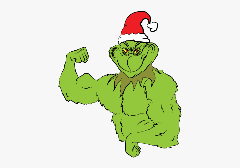 Transparent The Grinch Render , Transparent Cartoon, Free.