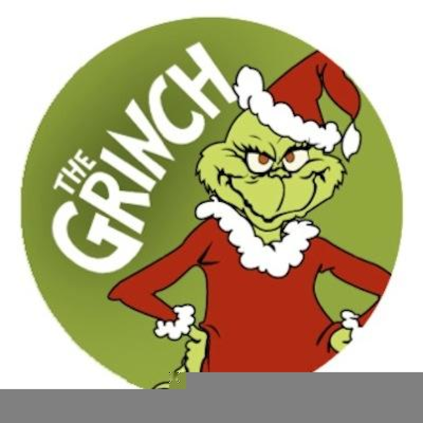 Free Grinch Stole Christmas Clipart.