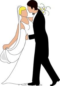 Bride And Groom Clip Art & Bride And Groom Clip Art Clip Art.