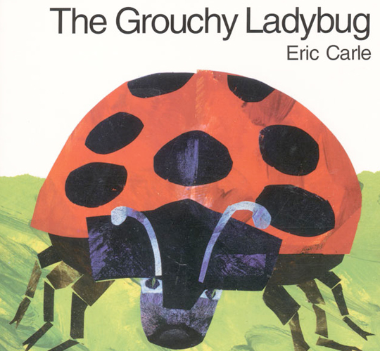 The moving story behind 'The Very Hungry Caterpillar'.